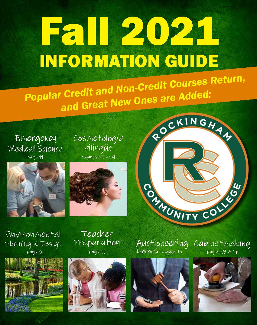 Continuing Education Courses and Curriculum Programs of Study Guide